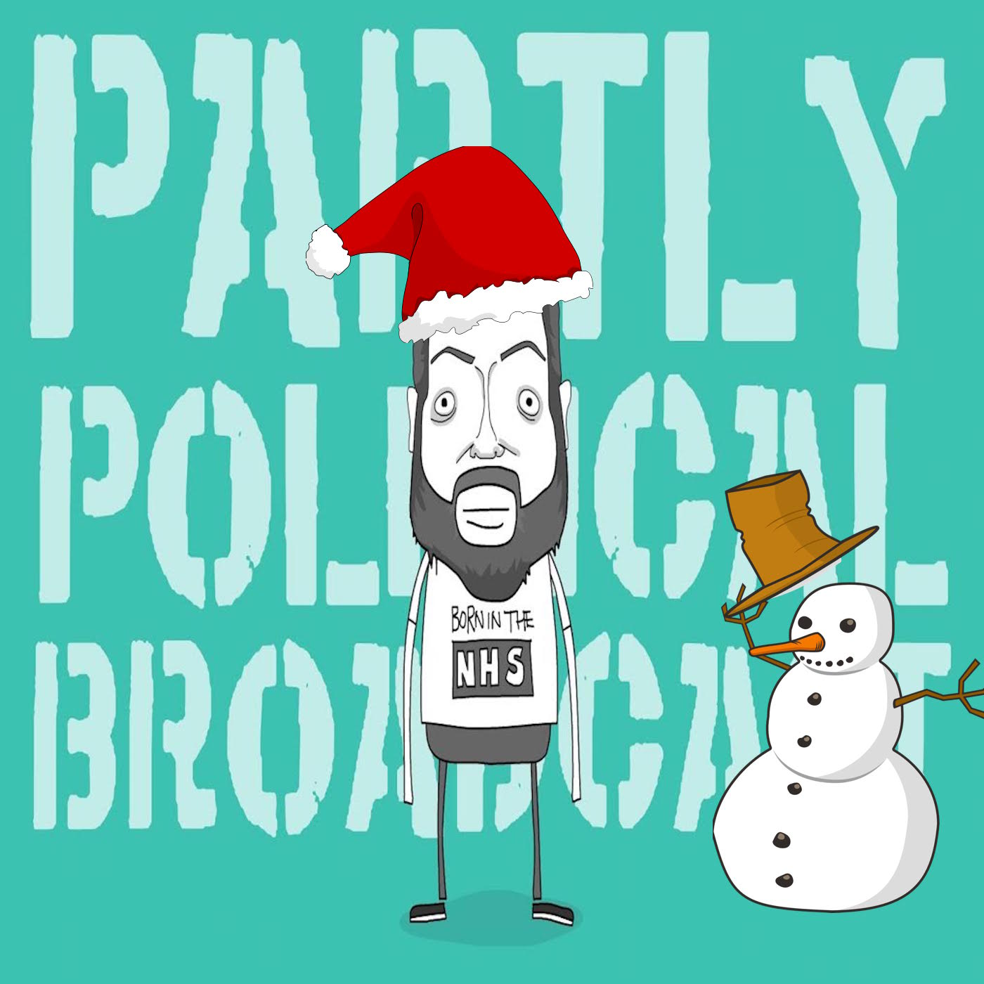 Episode 125 – Eggnog In Spain – No Confidence In Anything Especially Theresa May, Tatton Spiller from Simple Politics, Workplace Reform, ITS CHRISTMAS