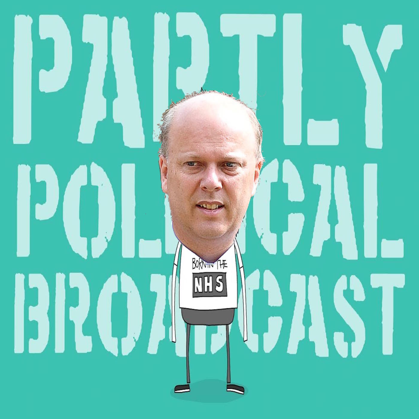 Episode 133 – Chris Grayling Special – No interviewee, bad editing, some terrible writing but somehow its still here