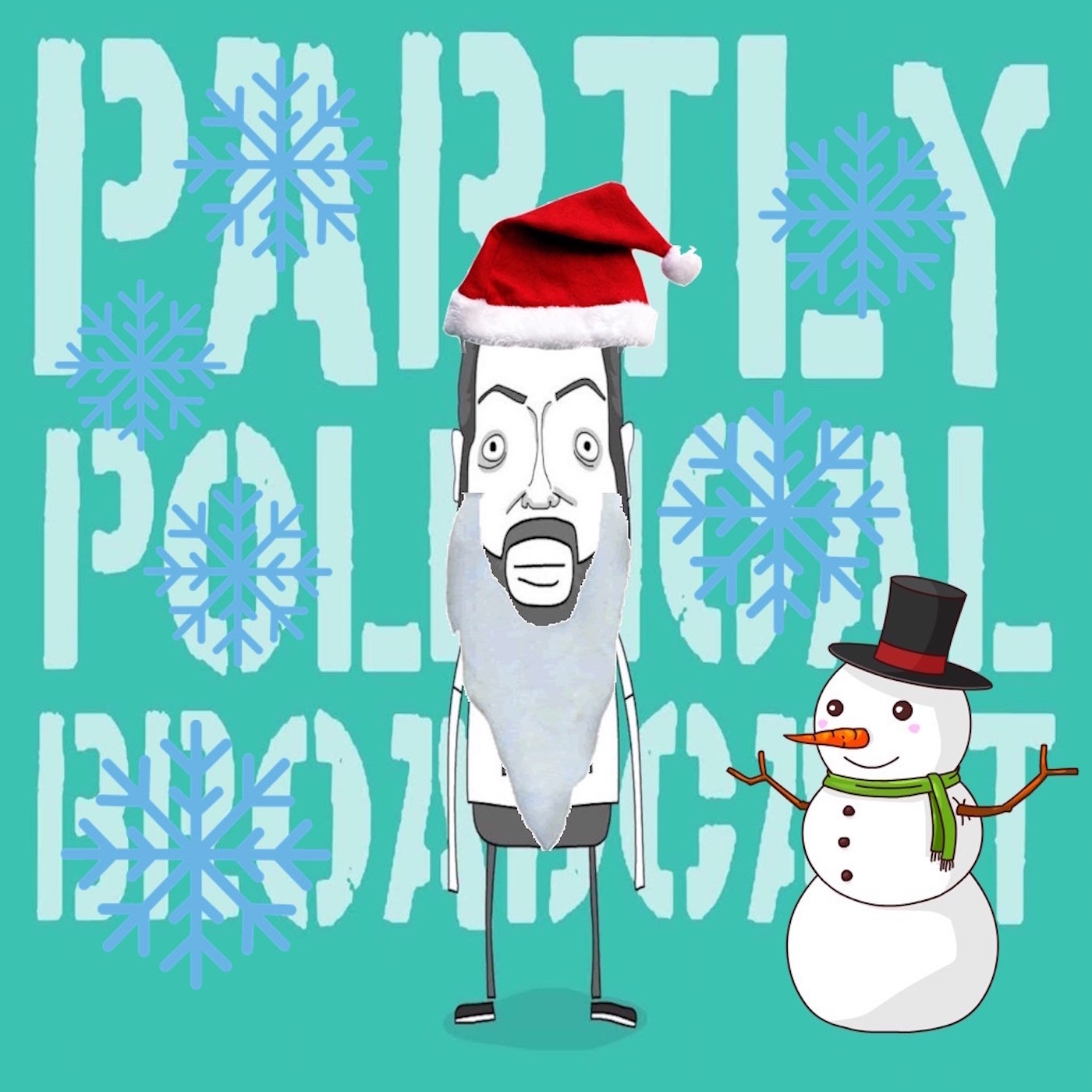 ParPolBroMas2020 – Mutant Christmas Variant and a message from Father Christmas